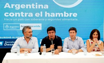 Tarjeta Alimentaria: entregaron 63 mil en La Matanza | Argentina contra el hambre