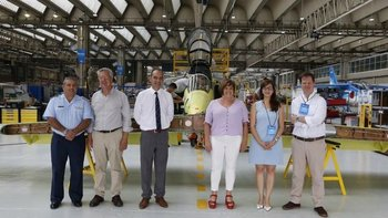 Quién es la encargada de la reconstrucción de FADeA | Córdoba