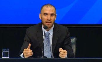 Guzmán se reunió con representantes del FMI en Washington | Deuda externa