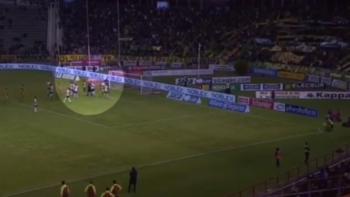 Video: la amonestación que no fue para Nacho Fernández | River plate