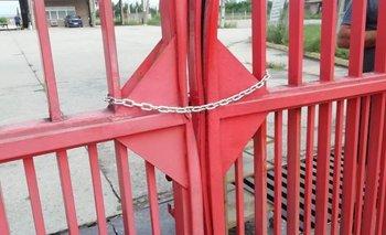 Encerraron a trabajadores despedidos en una planta | Córdoba
