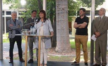 Rosario Lufrano apuntó directo a la gestión de Lombardi | Rta