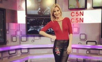Así fue la vuelta de Maru Fernández a C5N | Televisión