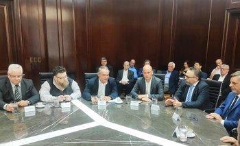 Kulfas y empresarios evalúan acuerdo Mercosur- Unión Europea | Industria