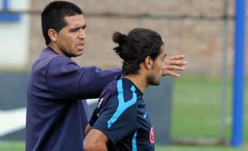 Erviti rememoró un tenso momento con Riquelme | Boca juniors
