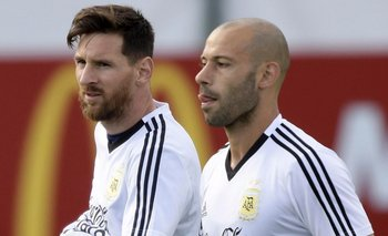 ¿Qué dijo Messi de los retiros de Fernando Gago y Javier Mascherano? | Fútbol