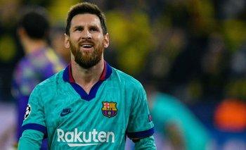 Messi explotó contra TNT Sports por difundir fake news | En redes