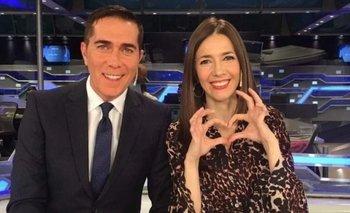 Los barbijos de Cristina Pérez y Barili que son furor   Telefé noticias