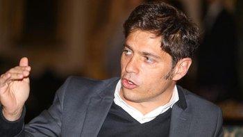 Kicillof pagó deuda emitida por Vidal en 2017   Provincia