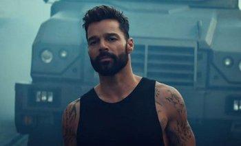 El guiño de Ricky Martin a las feministas argentinas | En las redes