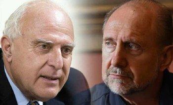 La violencia obligó a una tregua entre Perotti y Lifschitz | Santa fe