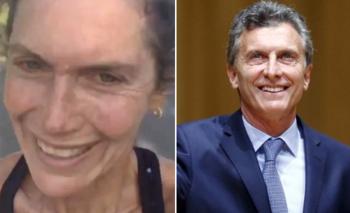 Los insólitos memes del parecido entre Maru Botana y Macri | En twitter
