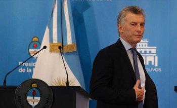 La insólita reacción de Macri al enterarse de la noticia  | Reestructuración de la deuda