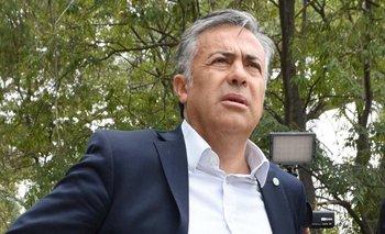 Denuncian que Mendoza paga 24 custodios para Cornejo | Mendoza