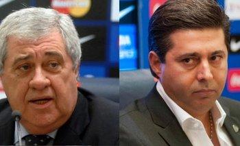 El bombazo de Ameal contra Angelici por la Superfinal | Copa libertadores