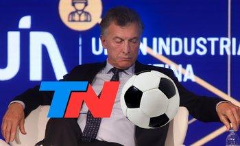 Periodista de TN se quejó del Pack Fútbol impuesto por Macri | Pack fútbol