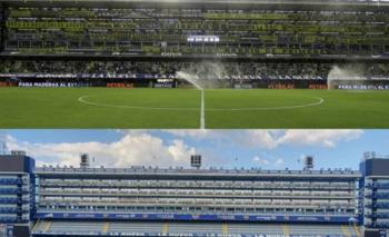 Ameal sacó un símbolo del macrismo de la Bombonera | Boca juniors
