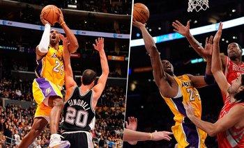 Murió Kobe Bryant: el dolor de Ginóbili y Scola | Nba