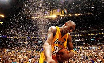 Murió Kobe Bryant: el insólito recuerdo que salió al aire | Nba
