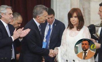 El dato de Navarro: Macri quiere copiar a Cristina   Exclusivo