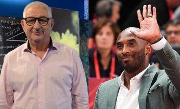 El emotivo recuerdo de Adrián Paenza sobre Kobe Bryant | Kobe bryant