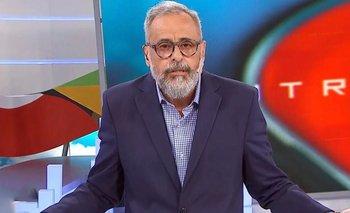 A Jorge Rial le prohibieron conducir Intrusos | Televisión