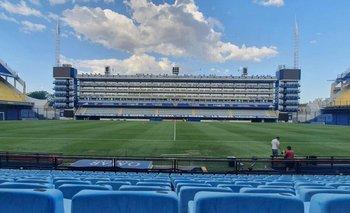 Ameal reveló por qué borró un símbolo macrista de la Bombonera | Boca juniors