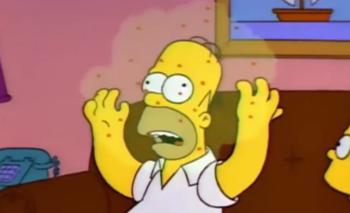 Los Simpson predijeron el Coronavirus | Los simpson