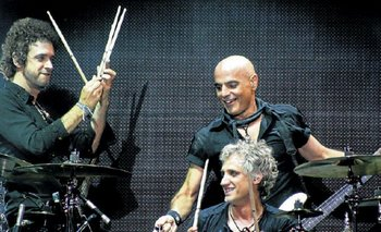 Todos los artistas acompañarán a Soda Stereo en su gira | Los veremos volver