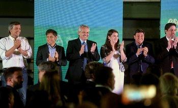 El emotivo discurso de Alberto y Kicillof por las escuelas | Buenos aires