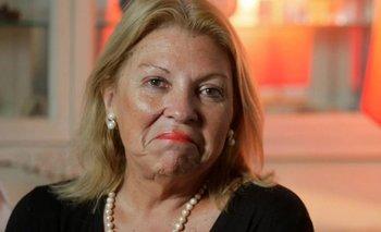 Lilita Carrió pidió la renegociación de la deuda | Atr