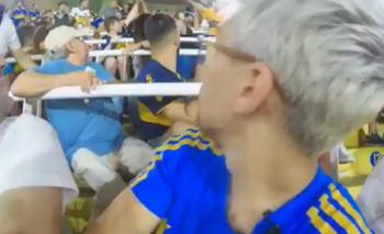 Peligroso accidente en la Bombonera que asustó a los hinchas | Boca juniors