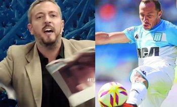 Marcelo Díaz cruzó a Pablo Carrozza en Twitter | Fútbol