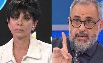 La fuerte chicana de Jorge Rial a Mónica Gutiérrez | En redes sociales