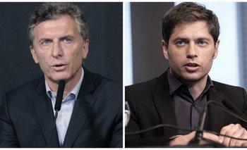 Kicillof destrozó a Macri y Vidal por la deuda externa | Política