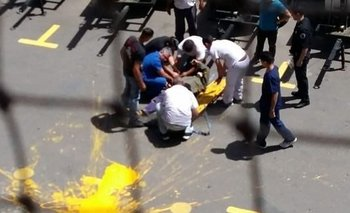 Grave accidente de un empleado en La Bombonera | Está en grave estado