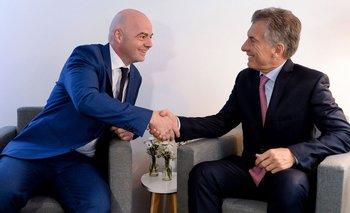 ¿En que consiste la Fundación FIFA que integrará Macri? | Fifa