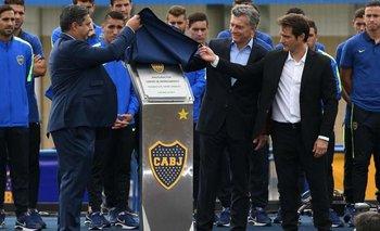 Un ídolo de Boca felicitó a Macri por su cargo en FIFA | Macri en la fifa