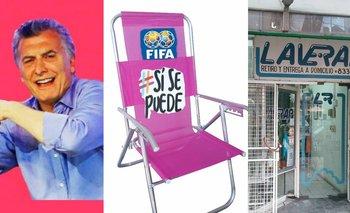 Estallaron los memes por la designación de Macri en la FIFA | Macri en la fifa