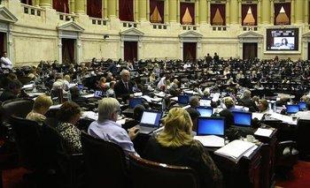 Diputados respaldó el proyecto para reestructurar la deuda | Media sanción