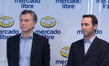 El millonario negocio que Macri le entregó a Galperín | Mercado libre