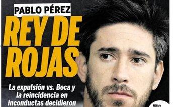 La insólita aclaración de Diario Olé sobre su tapa de hoy | Independiente