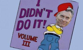 Kulfas comparó a Macri con un personaje de los Simpson | Mauricio macri