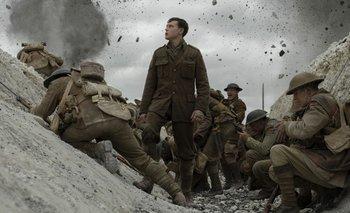 Llega 1917, la favorita para ganar el Oscar a Mejor Película | Cine