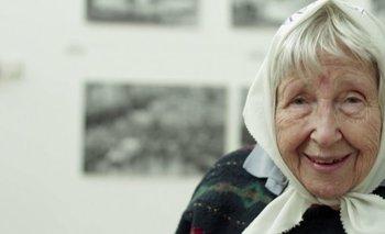 Vera Jarach, en un acto por las víctimas del Holocausto | Derechos humanos