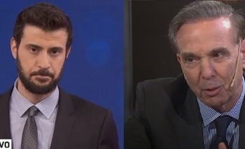 TN: escandalosa pelea entre Pichetto y Leuco en vivo | Miguel ángel pichetto