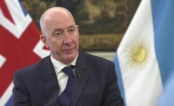¿Cómo afecta el Brexit a la relación Argentina-Reino Unido? | Habló el embajador británico