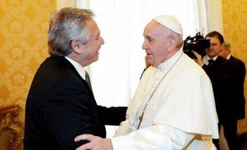 Tras ver al Papa, Alberto impulsará el aborto legal | Aborto