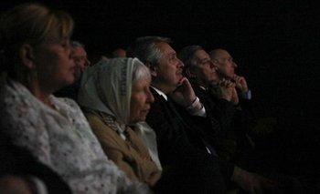 Alberto presenció Vera, el documental de El Destape | Tras ver al papa