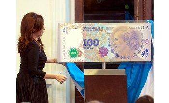 La propuesta de billetes con mujeres que se hizo viral | Banco central